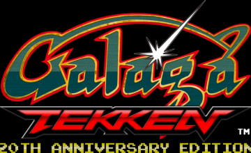 Galaga:TEKKEN 20th Anniversary Edition